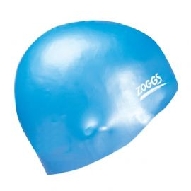 ZOGGS Silicone Swim Hat | ZOGGS Easy Fit Swimming Cap